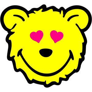 Smiley Bear Pack messages sticker-9