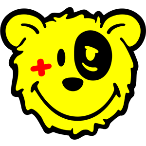 Smiley Bear Pack messages sticker-5