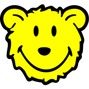 Smiley Bear Pack messages sticker-0