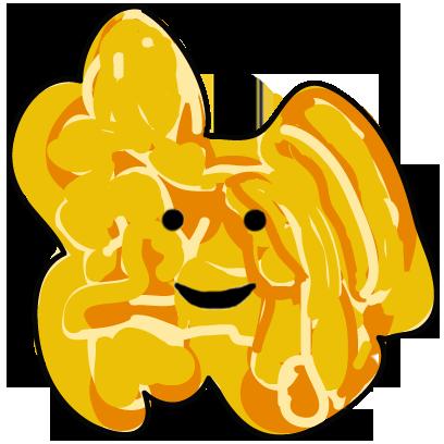 The Funky Popcorn Emoji Stickers messages sticker-4