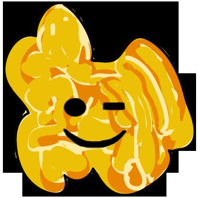 The Funky Popcorn Emoji Stickers messages sticker-9
