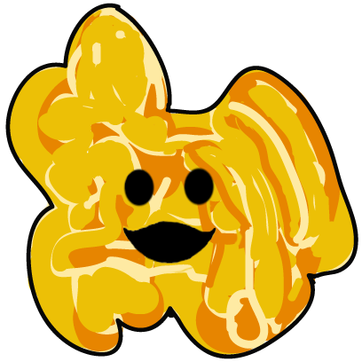 The Funky Popcorn Emoji Stickers messages sticker-10