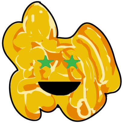 The Funky Popcorn Emoji Stickers messages sticker-6