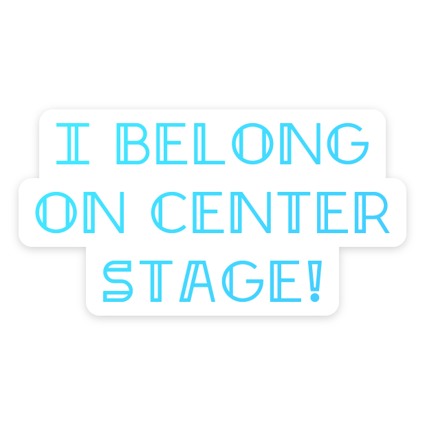 Broadway Stickers for iMessage messages sticker-8