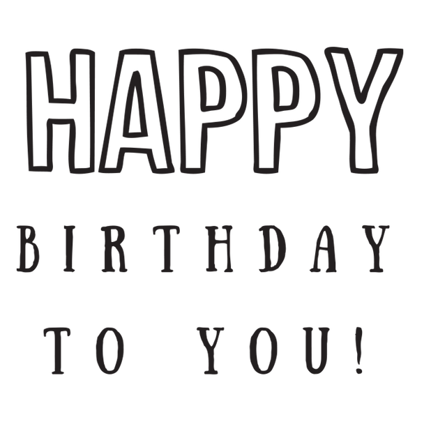 Happy Birthday Card Wishes For iMessage messages sticker-11