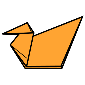 Learn How to Make Origami messages sticker-0