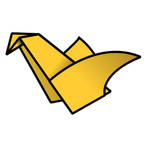 Learn How to Make Origami messages sticker-3