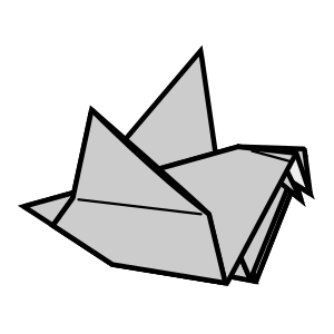 Learn How to Make Origami messages sticker-2