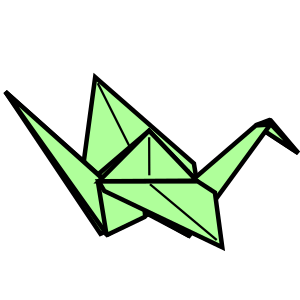 Learn How to Make Origami messages sticker-4