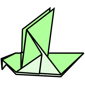 Learn How to Make Origami messages sticker-1