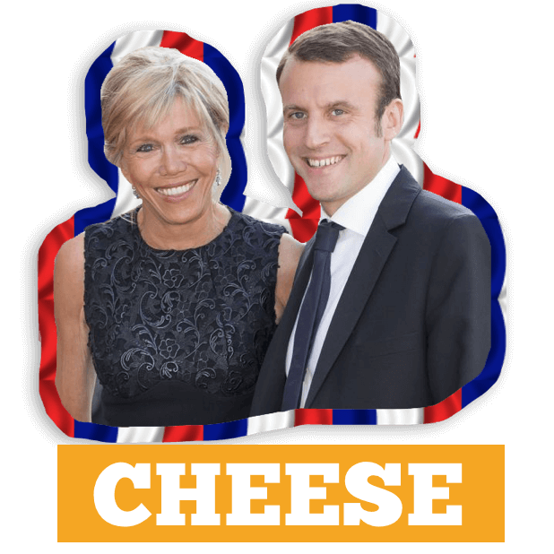 Macron Président 2017-2022 Stickers autocollants messages sticker-5