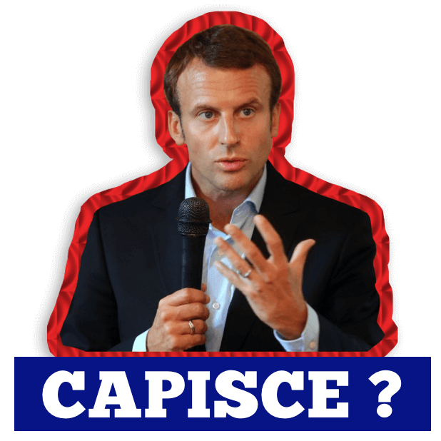 Macron Président 2017-2022 Stickers autocollants messages sticker-4