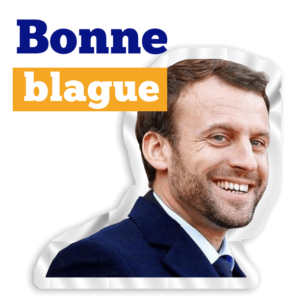 Macron Président 2017-2022 Stickers autocollants messages sticker-2