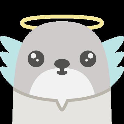 Baubau the little Weasel messages sticker-6