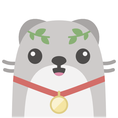 Baubau the little Weasel messages sticker-8