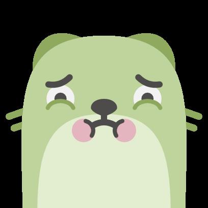 Baubau the little Weasel messages sticker-4
