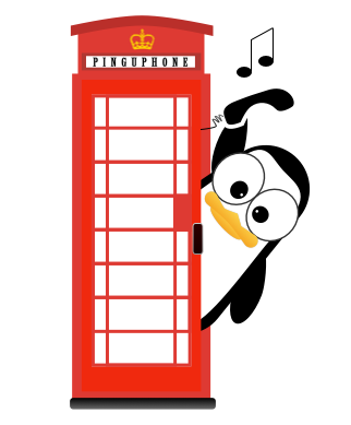 Crazy Pinguins - UK Edition messages sticker-2