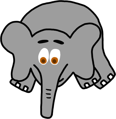 Baxbo the Elephant messages sticker-2