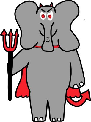 Baxbo the Elephant messages sticker-7
