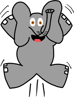 Baxbo the Elephant messages sticker-10