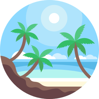 Landscapes Sticker Pack for iMessage messages sticker-0