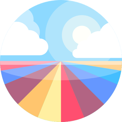 Landscapes Sticker Pack for iMessage messages sticker-8