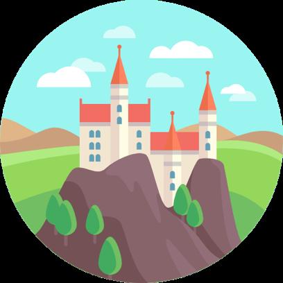 Landscapes Sticker Pack for iMessage messages sticker-3
