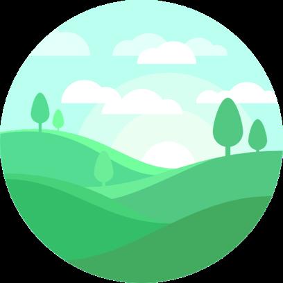 Landscapes Sticker Pack for iMessage messages sticker-10