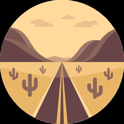 Landscapes Sticker Pack for iMessage messages sticker-6