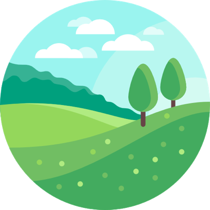 Landscapes Sticker Pack for iMessage messages sticker-9