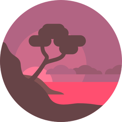 Landscapes Sticker Pack for iMessage messages sticker-2