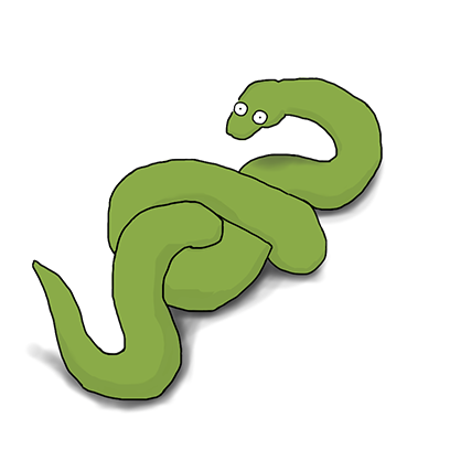 Snek Stickers messages sticker-4