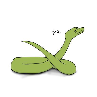 Snek Stickers messages sticker-0