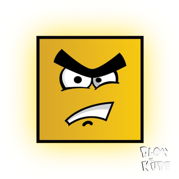 Blox Vs. Kube messages sticker-2