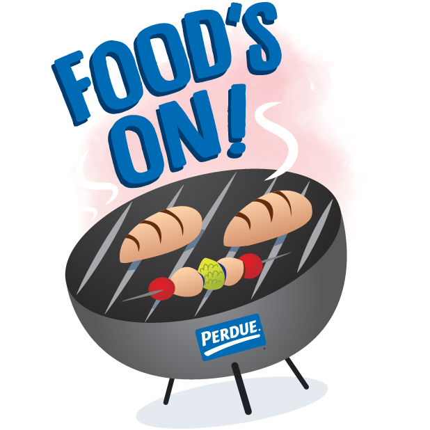 PERDUE® Chicken: Summer Chick-moji messages sticker-3