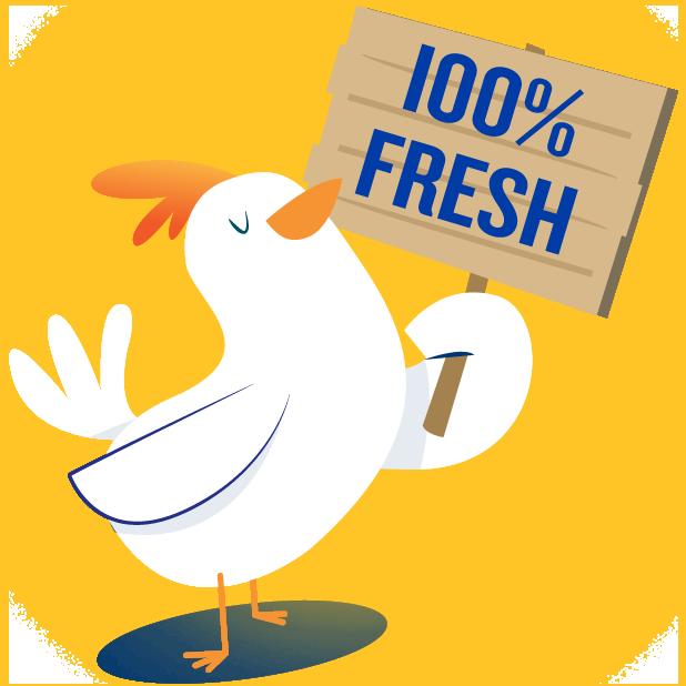 PERDUE® Chicken: Summer Chick-moji messages sticker-11