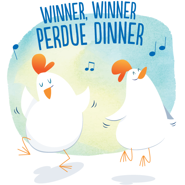 PERDUE® Chicken: Summer Chick-moji messages sticker-4