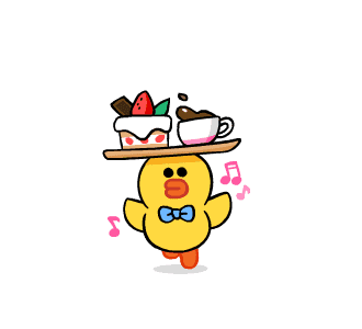 LINE FRIENDS Cute and Soft messages sticker-6
