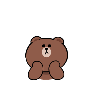 LINE FRIENDS Cute and Soft messages sticker-4