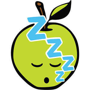 Smiley Apple Pack messages sticker-11