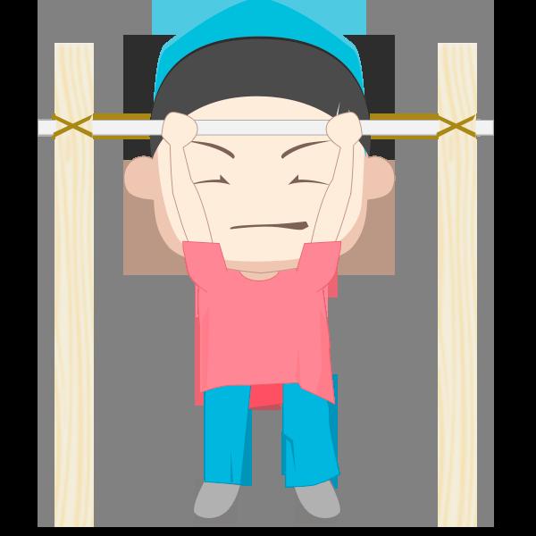 Buttocks coach - home workout messages sticker-3