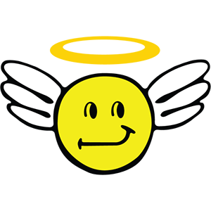 Smiley Angel Pack messages sticker-2