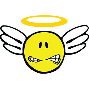 Smiley Angel Pack messages sticker-8