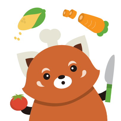 Red Panda Sticker Pack messages sticker-9