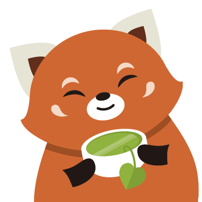 Red Panda Sticker Pack messages sticker-6