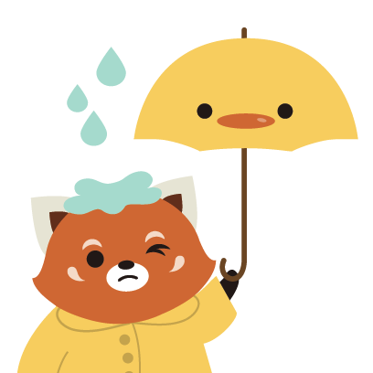 Red Panda Sticker Pack messages sticker-4