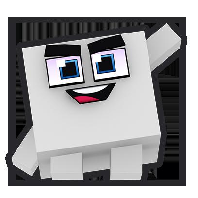 Cubiti Dash 'n' Dodge messages sticker-0