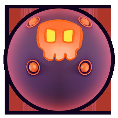 Cubiti Dash 'n' Dodge messages sticker-3