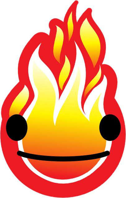 FIREMOJI - Hot Fire Flame Emojis messages sticker-6