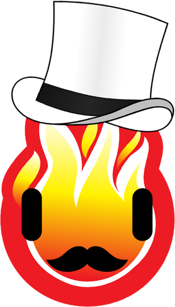 FIREMOJI - Hot Fire Flame Emojis messages sticker-1